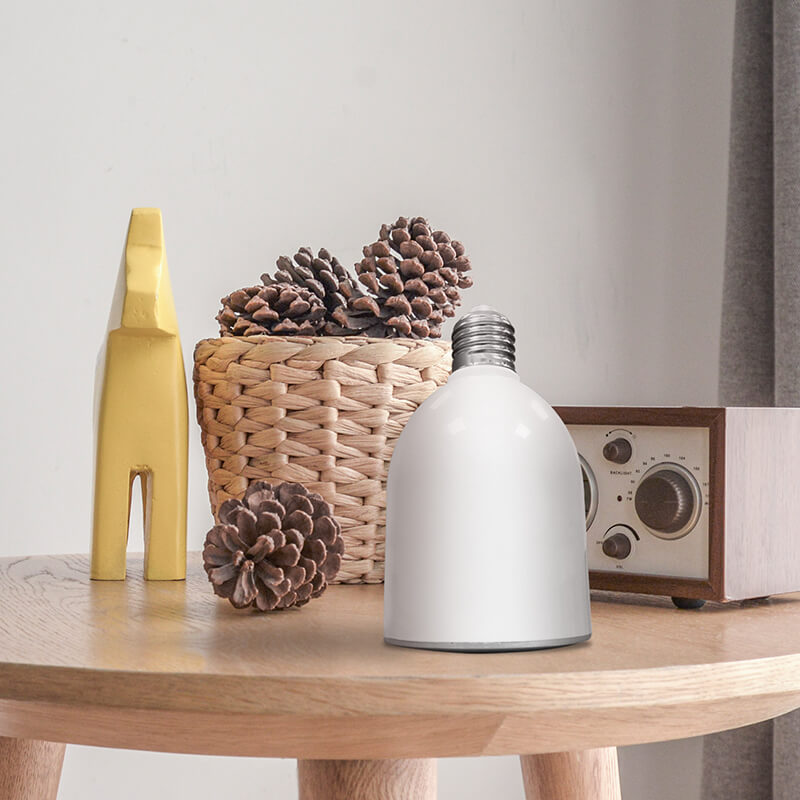 Colorful light bulb quran speaker SQ102Plus